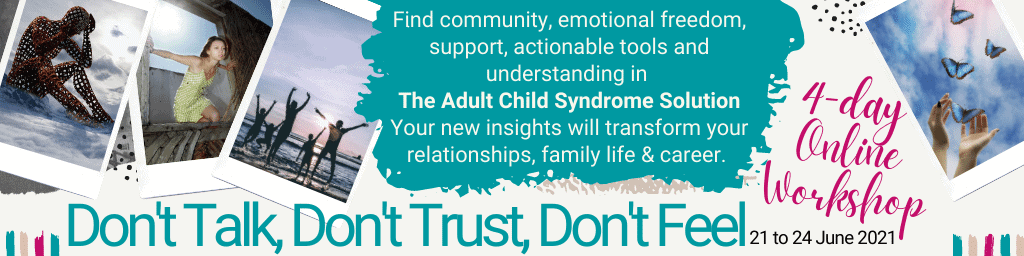Adult Child SUMMIT HEADER